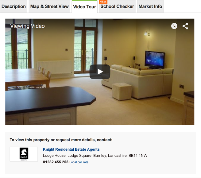 RightMove Embedded